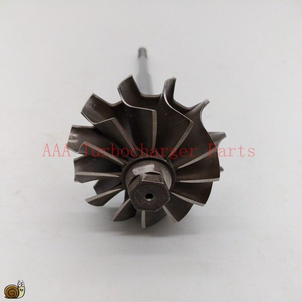 K24 Turbo Запчасти колеса турбины 49.4X58.9mm-12 лезвий поставщика AAA Турбокомпрессор Запчасти
