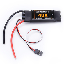 40A Drone Helicopter FPV Parts Multicopters Speed Controller Brushless ESC Durab