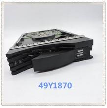 49Y1866 49Y1870 49Y1869 600g 3,5 дюймов 15 K SAS обеспечивают новый в оригинальной коробке. Обещано отправить в течение 24 часов