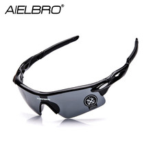 Cycling Eyewear Glasses Outdoor Sport Mountain Hiking UV400 Men Women Bike Motorcycle Sunglasses