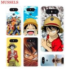 One Piece Anime Unique Phone Case For LG V40 G6 G7 Q6 Q8 Q7 G5 G4 V30 V20 V10 K8 K10 2018 2017 Patterned Customized Coque Shell one piece anime unique phone case for lg v40 g6 g7 q6 q8 q7 g5 g4 v30 v20 v10 k8 k10 2018 2017 patterned customized coque shell