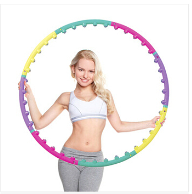 Новинка магнитные массажные кольца для фитнеса Для детей Детский Бодибилдинг для женщин