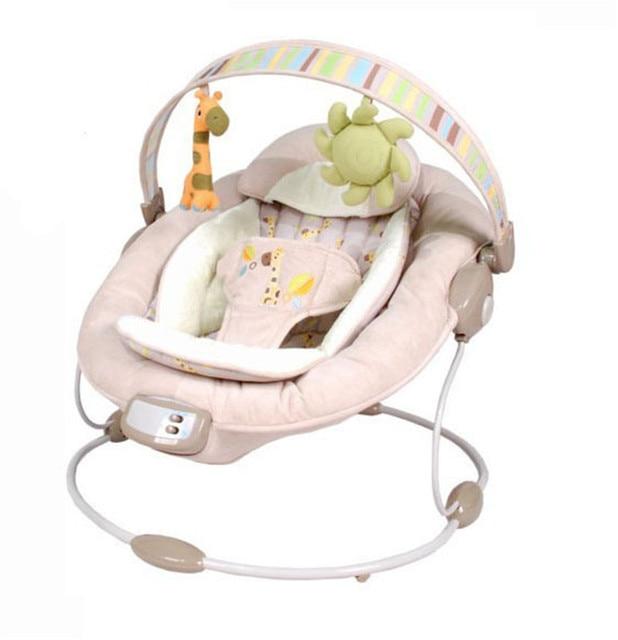 Baby Schommelstoel Automatisch.Us 170 9 5 Off Bestselling Baby Multifunctionele Elektrische Schommelstoel Newbore Automatische Vibrerende Muziek Schommelstoelen Comfort Recliner