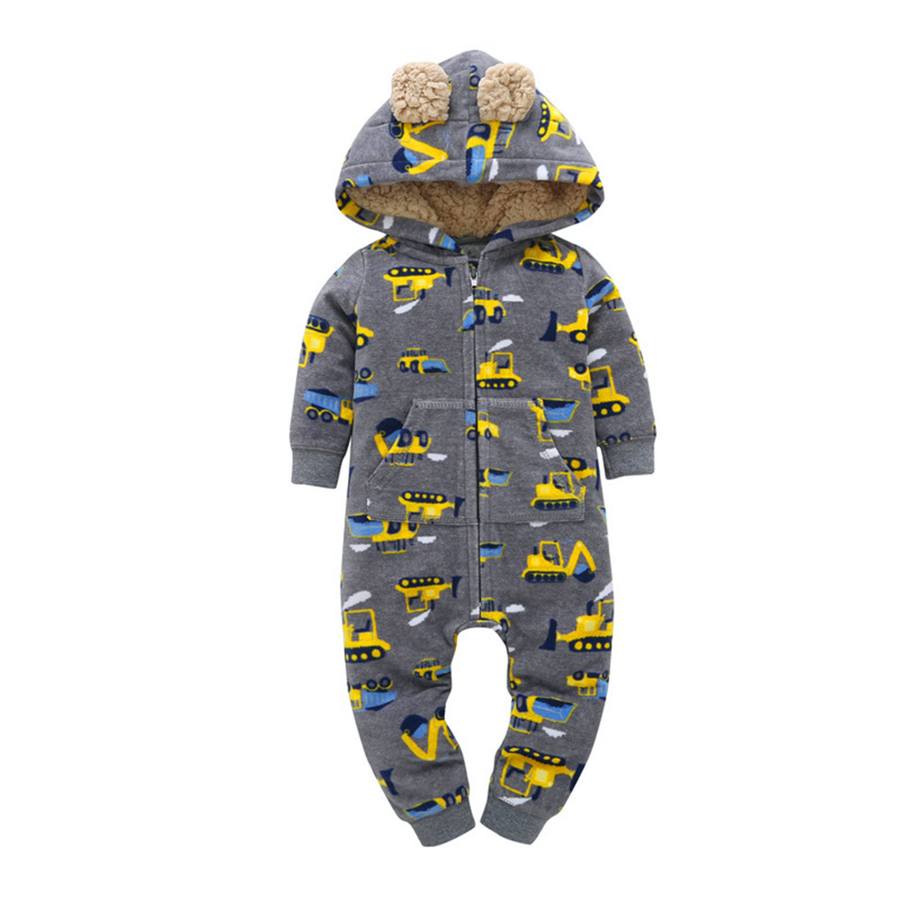 Baby Rompers Spring Baby Boy Clothes Fashion Newborn Baby Clothes Cotton Baby Girl Clothing Set Roupas Bebe Infant Jumpsuits