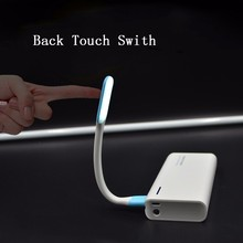 Touch Swith Mini USB LED Light Lamp USB Gadgets for Xiaomi Power Bank For PC Laptop Notebook OTG