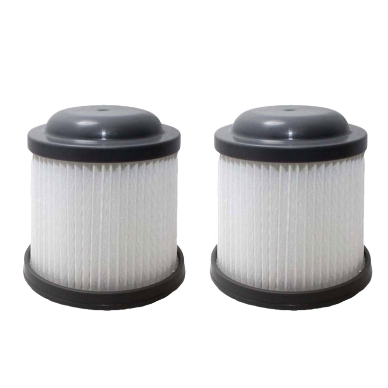 2Pcs Replacement Dust Hepa Filter For Black & Decker Filter Fits Pvf110, Phv1210 & Phv1810 Vacuums