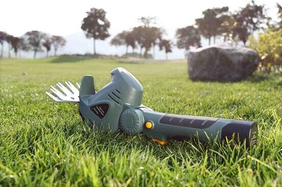 Oost Tuin Power Tool 10.8 v Li Ion Draadloze Gras shear purning gereedschap zonder handvat mini grasmaaier Verticuteermachine fabriek ET1007B - 4