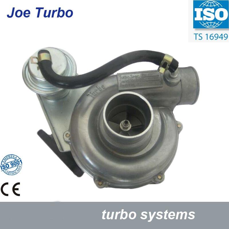 RHB5 8970385181 VE180027 VA430023 VE430021 Turbo Pour ISUZU Rodéo Jackaroo Monterey 1991-4JG2-TC 4JB1-TC 4JG2 4JB1 3.1L 113HP