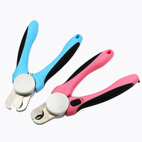 Pet Nail Clippers Stainless Steel Pet Nail Cutter Puppy Dog Cats Grooming Scissors Animal Nail Clipper