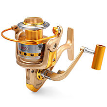 New 12BB Ball Bearings 5.5:1 Gear Ratio Fishing Reels Spinning Reel Wheel Tools HF1000-9000 Series ALS88