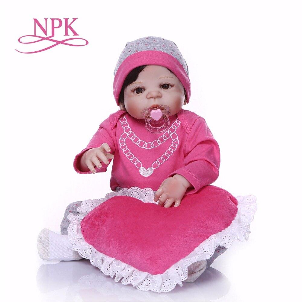 Кукла Bebe, Кукла Reborn 57 см, силиконовая кукла для всего тела, девочка, Кукла Reborn, кукла NPK, игрушка для ванны, Реалистичная, новорожденная Принце