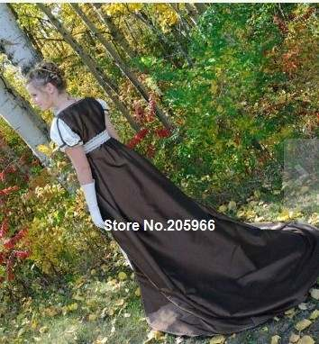 3930a3df52 CUSTOM Made Empress Josephine Regency Empire Moive Theater Ball gown ...