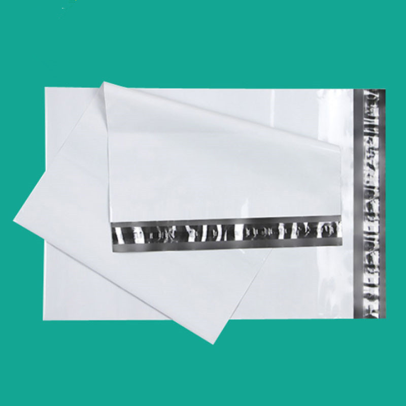 (10 pieces/lot) 25x35cm  White Courier Bags Courier Envelope Shipping Bag Mail Bag