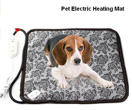 Pet Dog Waterproof Electric Heating Mat Thermal Cat