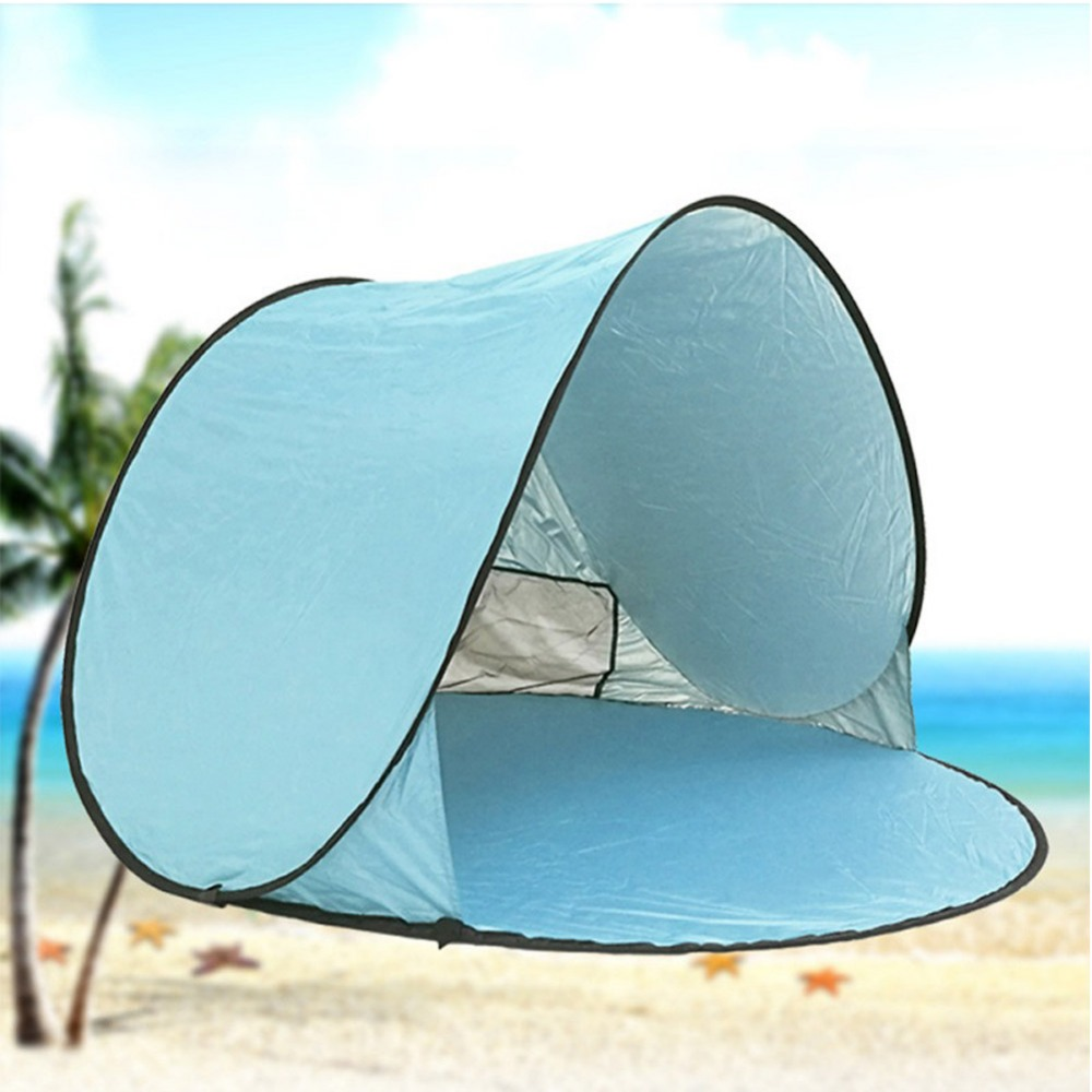 Mounchain Outdoor Tent Full-automatic Sunshade UV Waterproof Shelter Canopy Tentage Outdoor Portable Camping Hiking Beach Tent
