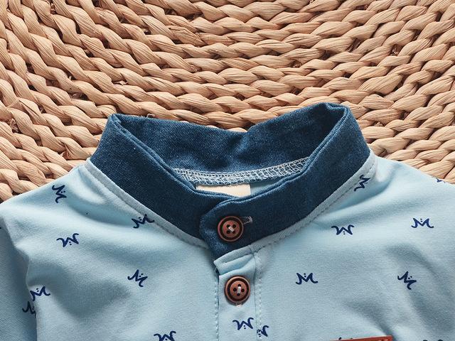 Boy's Summer Clothing Set