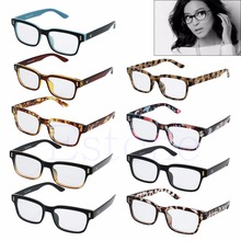 New 2018 1PC Fashion Retro Vintage Men Women Eyeglass Frame Full Rim Glasses Spectacles Eyewear fashion pvc frame spectacles eyeglass black