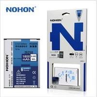 100% D'origine NOHON Batterie 1800 mAh Pour Samsung Galaxy Nexus I9250 Google Nexus Prime I577 EBL1F2HVU + numéro de piste nombre
