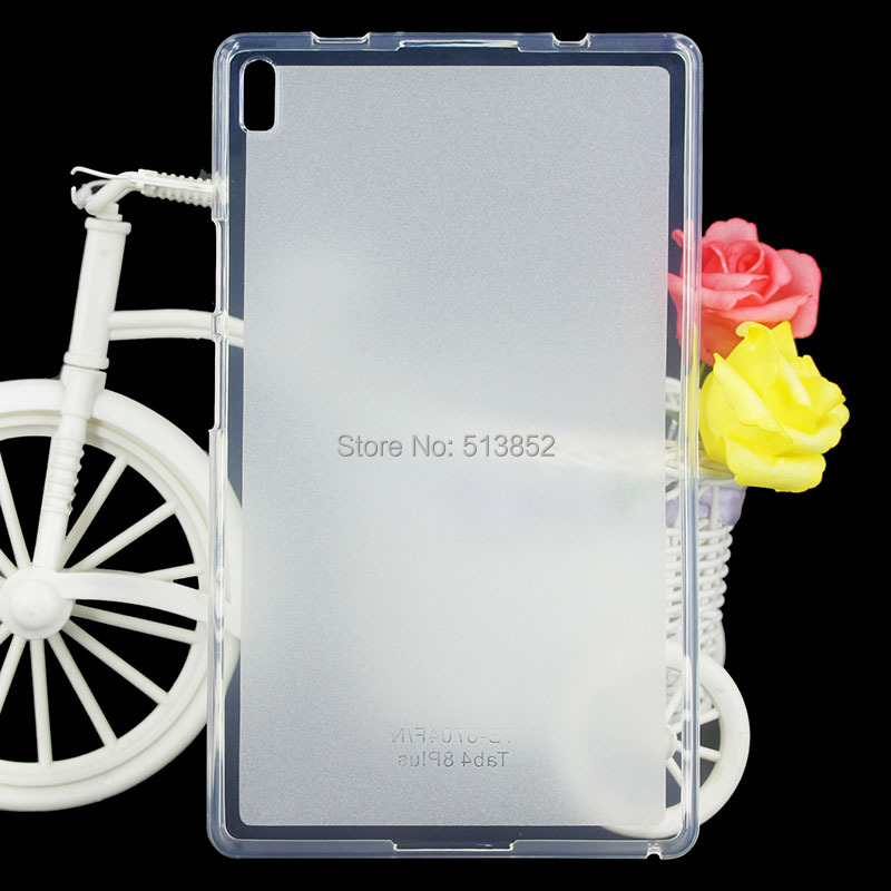 Protective Case for Lenovo Tab 4 8 Plus TB-8704F 8704N High Quality Pudding Anti Skid Soft Silicone TPU Protection Protective Case for Lenovo Tab 4 8 Plus TB-8704F 8704N High Quality Pudding Anti Skid Soft Silicone TPU Protection