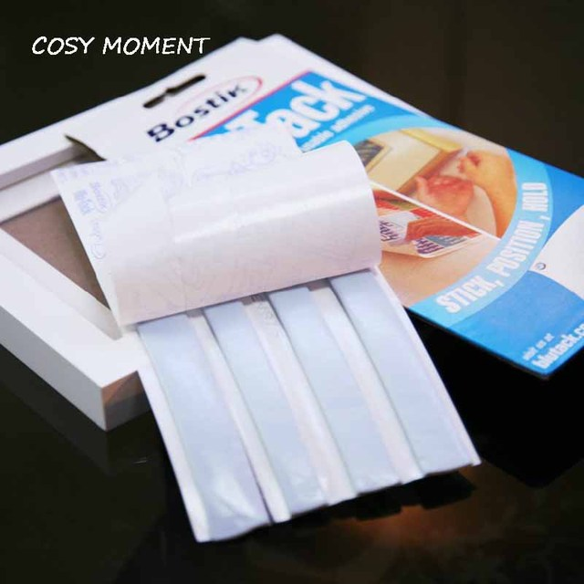 COSY MOMENT 50g /pack Useful Blue Tack Universal No Mark Glue Stick For Photo Frame Installing Or Stick the Letters On WallQT127