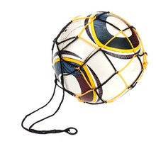 1 шт. уличная спортивная сетка для мячей Сетчатая Сумка для переноски спортивного портативного оборудования баскетбольные мячи волейбольные мячи Сетчатая Сумка