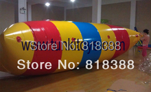 inflatable blob/ inflatable water blob/inflatable water blobs for sale inflatable catapult blob