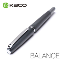 KACO איזון מותג תקן איכות גבוהה עט כדורי Rollerball סוג/משלוח חינם עטי סימן
