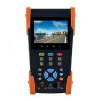 3,5 аналоговые 4 K H.265 IP Камера Тесты er с 48 V POE Мощность выход батарея WiFi видеонаблюдение системы безопасности Hik Тесты инструмент