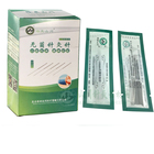 500pcs disposable acupuncture needle for single use with tube acupunctue beauty massage needle 0.16/18/20/25/30mm
