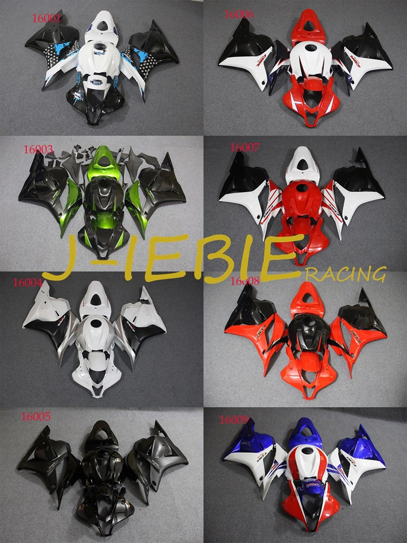 ABS Injection Fairing Body Work Frame Kit for HONDA CBR600 CBR600RR CBR 600 RR F5 2009 2010 2011 2012