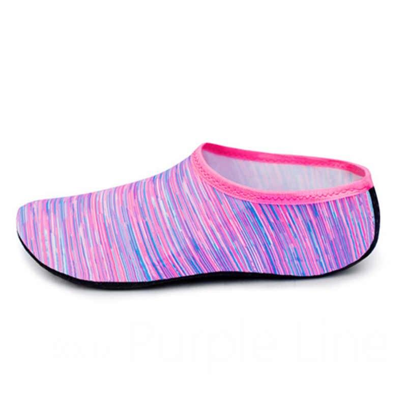 UPUPER 2019 Phụ Nữ Mùa Hè Giày Đi Biển Bơi Giày Sneaker Famele Nước Thể Thao Giày Sandal Cho Người Phụ Nữ Slip-On Nữ Giày Dép giày