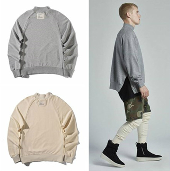 Fear of God Hoodie Men Justin Bieber FOG High-collar Side To Open The High & Compare Prices on Doors Hoodies- Online Shopping/Buy Low Price ... Pezcame.Com