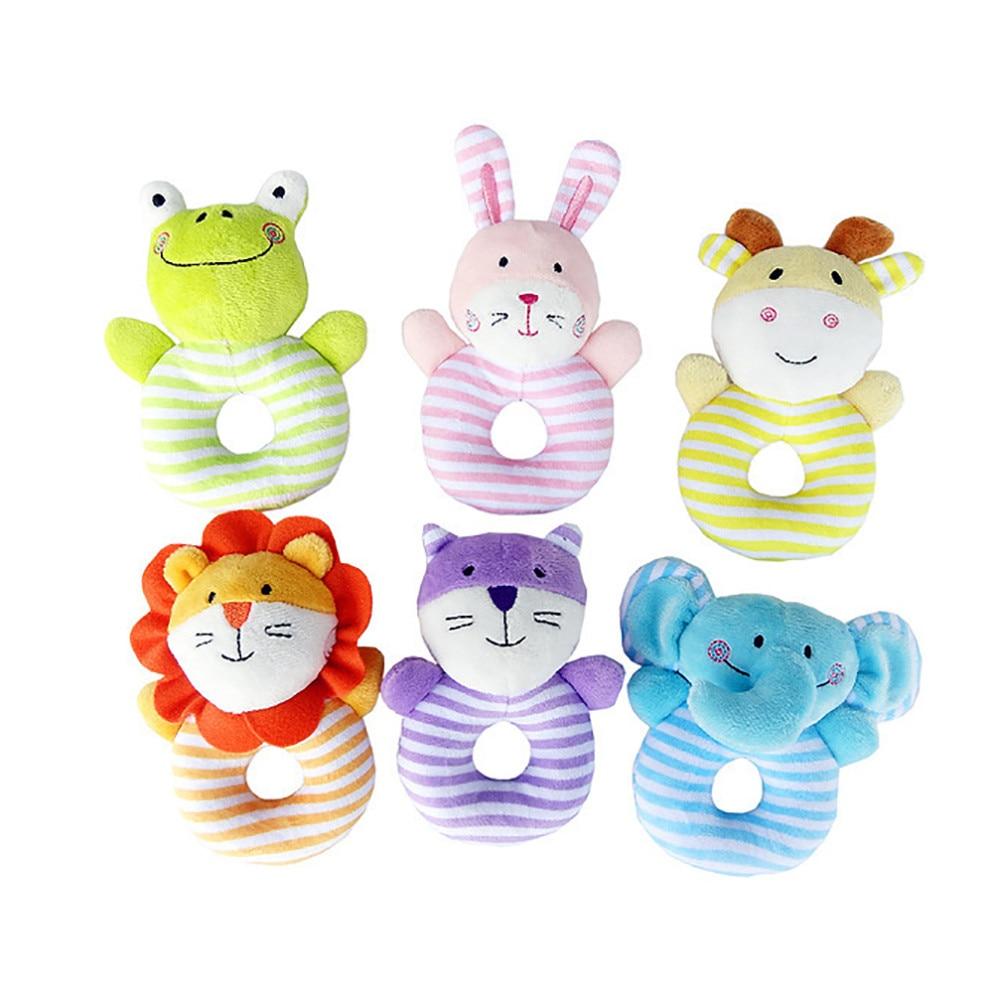 Stuffed Toys Lovely Simulation Animal Doll Plush Toys For Babies Elephant Stuffed Animal Plush Toy For Children Kid Kawaii FE07e