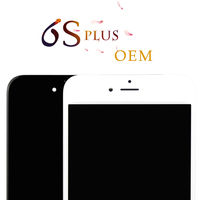 5pcs For iPhone 6S plus LCD OEM 100% no dead pixel 5.5 inch Display with Touch Screen Digitizer Assembly Free DHL