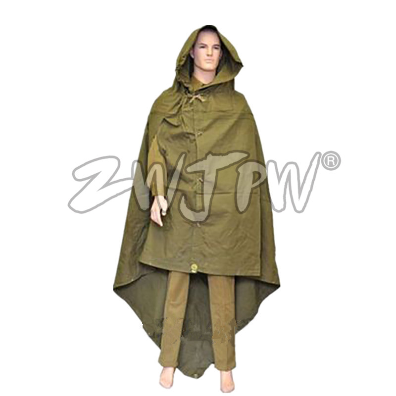 Surplus Soviet Union Camping Awning Russia Army Multipurpose Canvas Raincoat Stealth Suit  RU/108201 spec army ru парашютный шлем вермахта