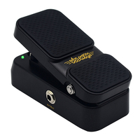 Sonicake 2 In 1 Active Volume Vintage Wah Sound Guitar Effects Pedal LED Light Shows QEP