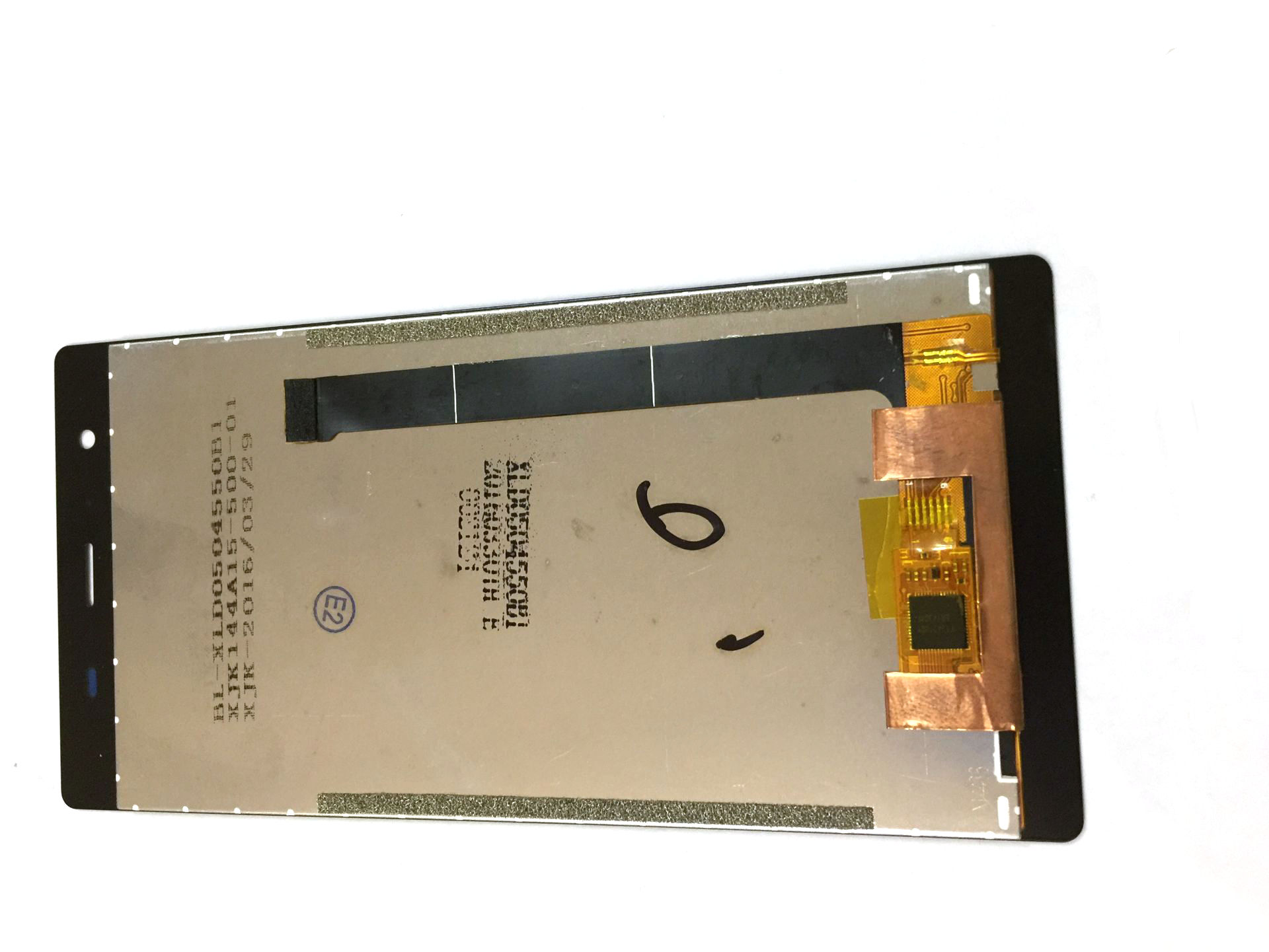 Pantalla lcd + touch panel reemplazo digitalizador para 5.0 \
