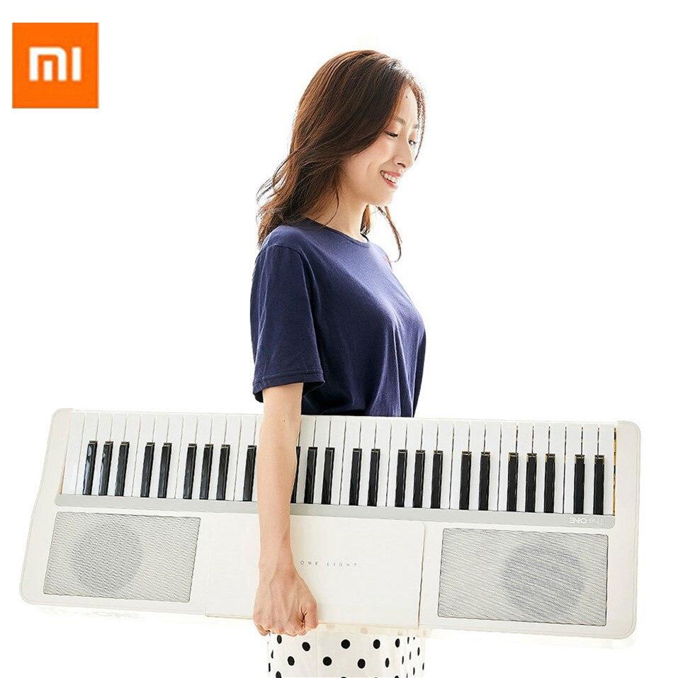 Xiaomi Youpin TheONE TOK1 Smart Electronic Organ 61 keys AI Check Smart Beginner Music Instrument APP