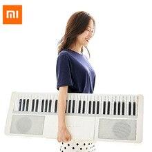Xiaomi Youpin TheONE TOK1 Smart Electronic organ 61-keys AI Check умный Начинающий музыкальный инструмент приложение интеллектуальное обучение
