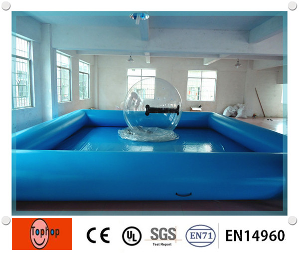 US $637.88 |Best Price Inflatable Swimming Pools Inflatable Above Ground  Square Pool with CE Certificate for Sale-in Inflatable Bouncers from Toys &  ...