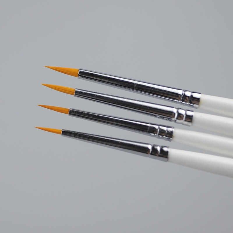 For AirCraft Tank Car Gundam Model Kit Modeling Tool pen brushes 15pcs