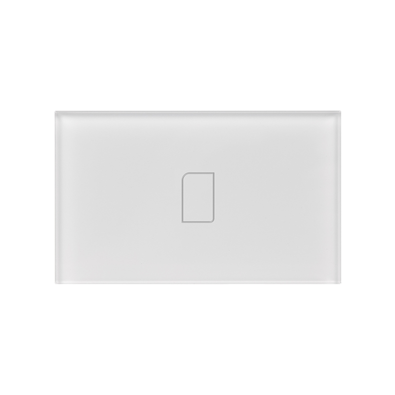 Broadlink TC2 US/AU Standard 1Gang 1way Home Automation WiFi Light Switch 110-240V Touch Panel Remote Control by RM2 RM Pro
