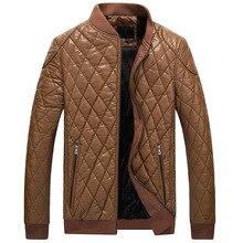 MRMT 2018 брендовая одежда Для мужчин Куртки верхняя для мужчин верхняя одежда из искусственной кожи кожаные пальто