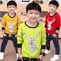 2017 spring and autumn child sweater fashion boys sweater knitting pattern onta 100% cotton pullover sweaters baby casual top 7