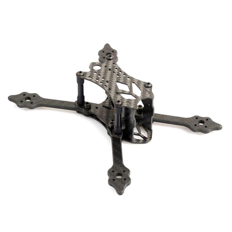 Arrow VX140 140mm Wheelbase 4mm Arm 3K Carbon Fiber FPV Racing Drone Frame Kit 45g For DIY Toy Models RC Multiroter Quadcopter fpv racing frame drone frog 218 carbon fiber quadcopter frame kit 4mm arm for qav xs qav210 thor x5 crusader rc drone uav diy
