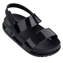Children's PVC Sandals Melissa Boys and Girls Broadband Thick-soled Jelly