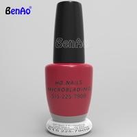 Z911 BenAo 6ft Custom made Inflatable nail polish bottle design/Big inflatable nail polish bottle replica/Inflatable model