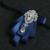 Nuevo Envío de la manera cuello de la camisa masculina de Los Hombres de la boda de Alto grado de diamante corbata Inglesa presidida novio padrino de boda a la venta
