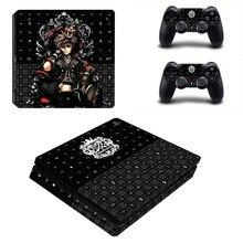 New Kingdom Hearts 3 PS4 Slim Skin Sticker