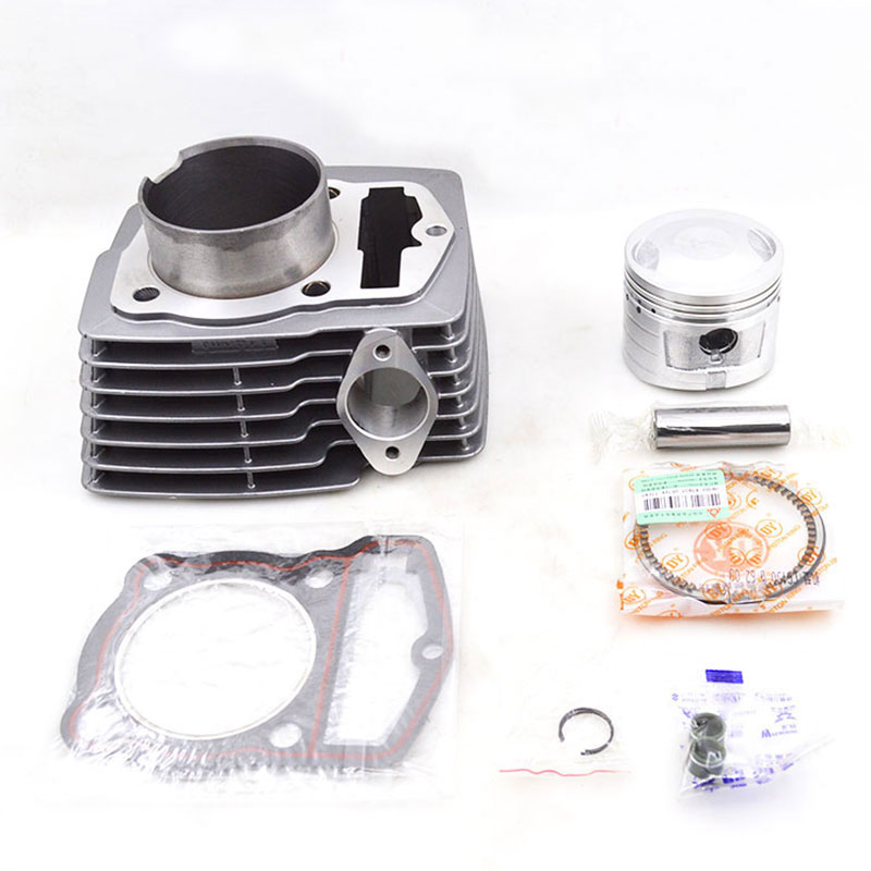 Kit de joint d'anneau de Piston de cylindre de moto grand alésage pour WY145 JH145 GL145 CB145 Upgrad à 200c 250cc Dirt Bike Go Cart